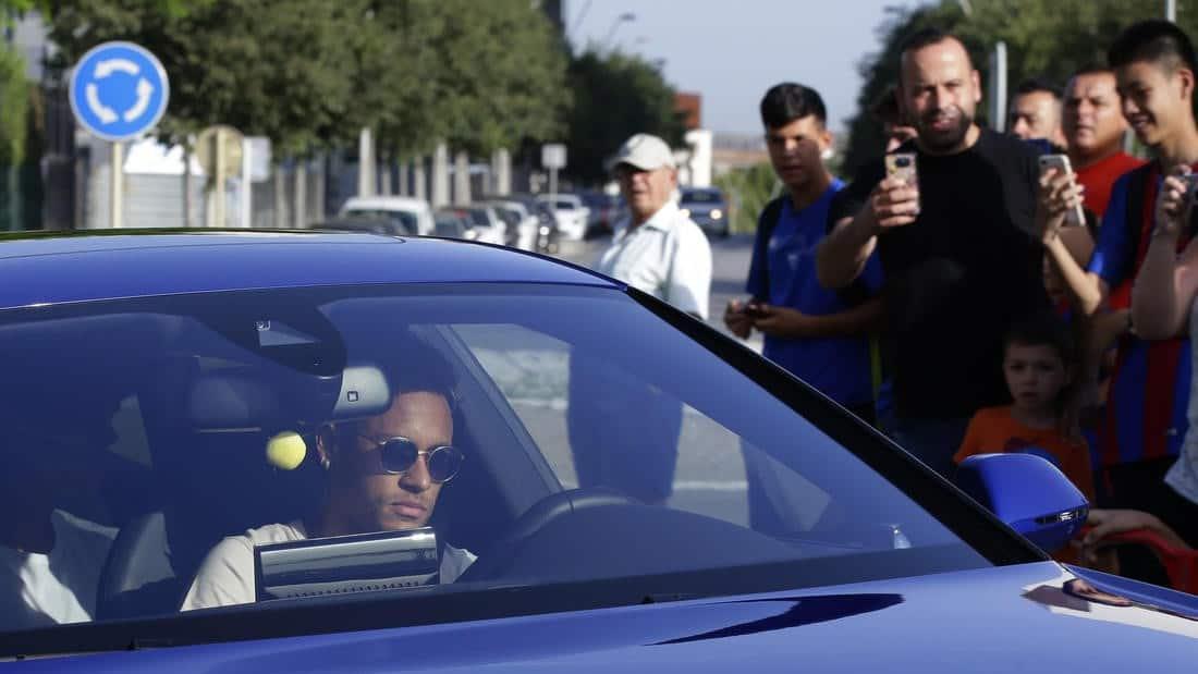 Neymar On Cusp Of Record-Breaking