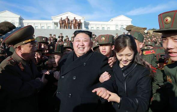 Kim Jong-Un Secret Escape Route To China Revealed As North Korea.