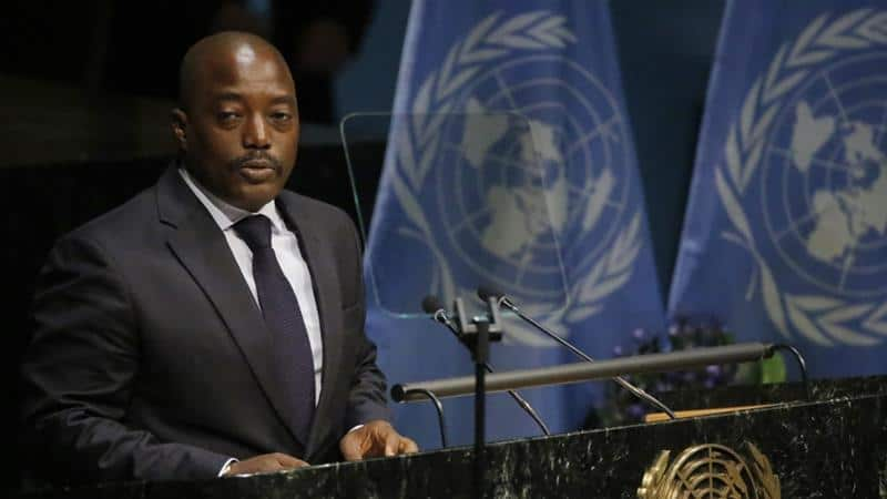 US Threatens Sanctions On Anyone Delaying DR Congo Vote