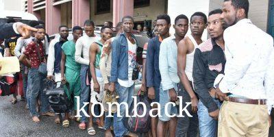 40 SUSPECTED GAYS ARRAIGNED IN LAGOS [PHOTOS]