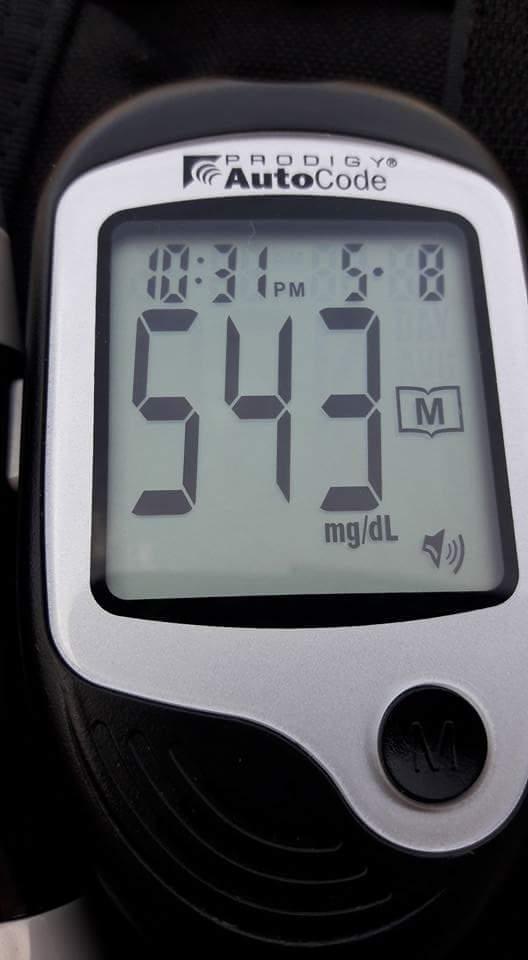 Diabetics Machine Drive-Patrick Delves