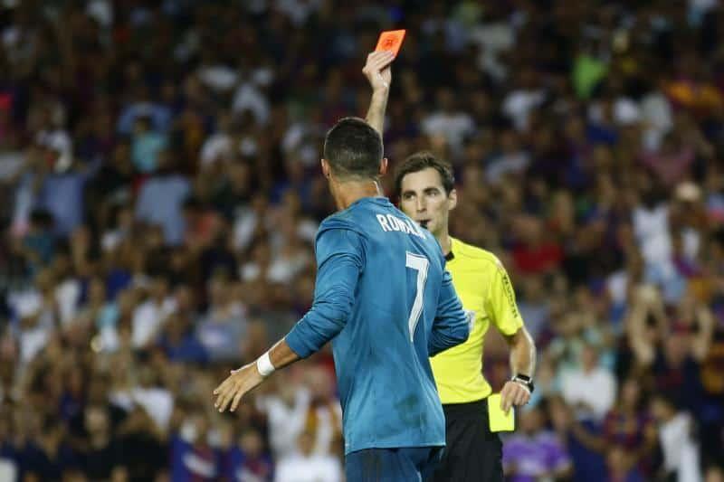 Cristiano Ronaldo Shoves Official