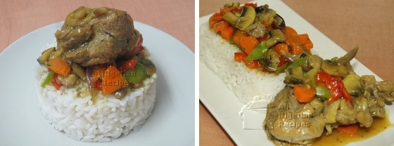 How To Cook Mixed Vegetable Sauce