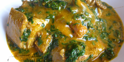 How To Cook Ogbono Soup (Draw Soup)