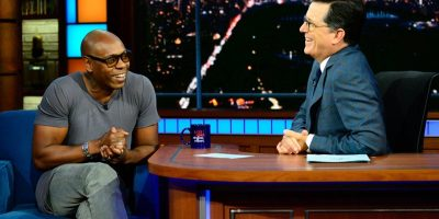 Dave Chappelle Says On Late Show