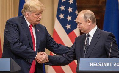 Trump Spoke To Putin Prior Sanctions Bill