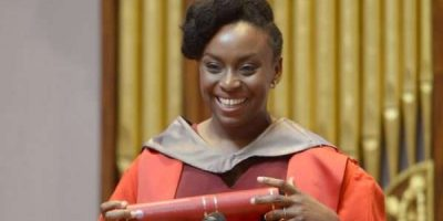 Chimamanda Ngozi Adichie Makes Waves At Edinburgh
