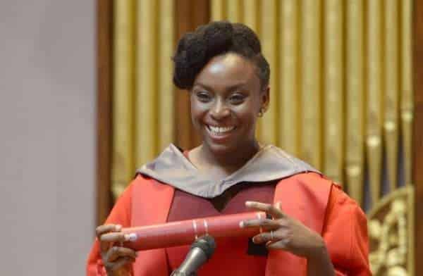 Chimamanda Ngozi Adichie Makes Waves At Edinburgh