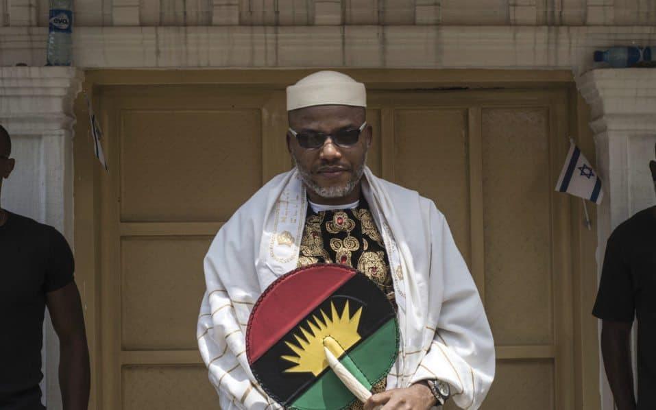 My Arrest'll Quicken Actualization Of Biafra