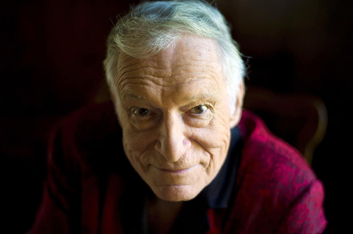 Hugh Hefner, Playboy Founder Dies