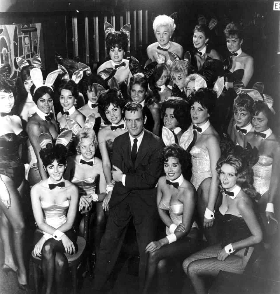 Six Intriguing Facts On Hugh Hefner & His 'Playboy' Enterprise