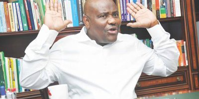 I'll Never Support The Breakup Of Nigeria -Wike