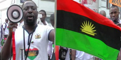 News Python Dance: MASSOB Accuses Soldiers Of Destroying Its Offices In Ebonyi