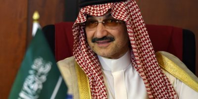 Saudi Arabia Arrests 11 Princes, Including Billionaire Alwaleed Bin Talal