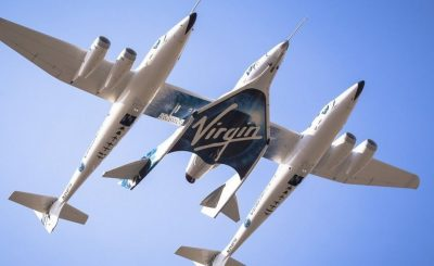 Virgin Galactic Begins Move From California To Spaceport America