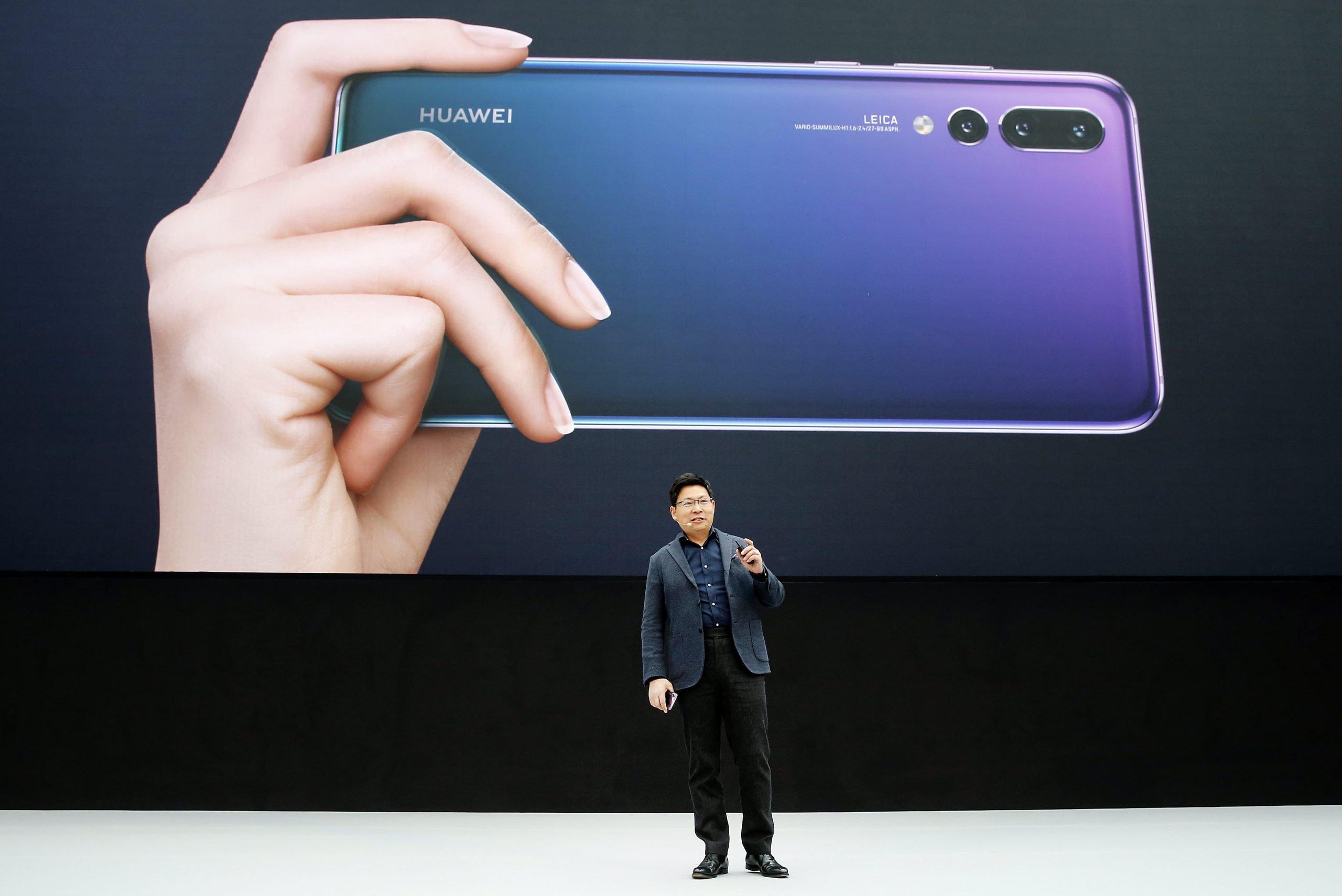 Huawei Smartphone Will Lose Google