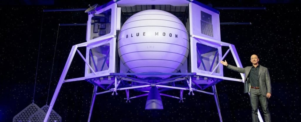 Jeff Bezos Says We Need To Colonise The Moon To 'Save Earth'