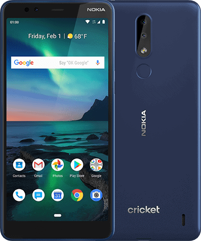 Nokia 2.2 Goes Official For €99 w/ Android One, Removable Battery.