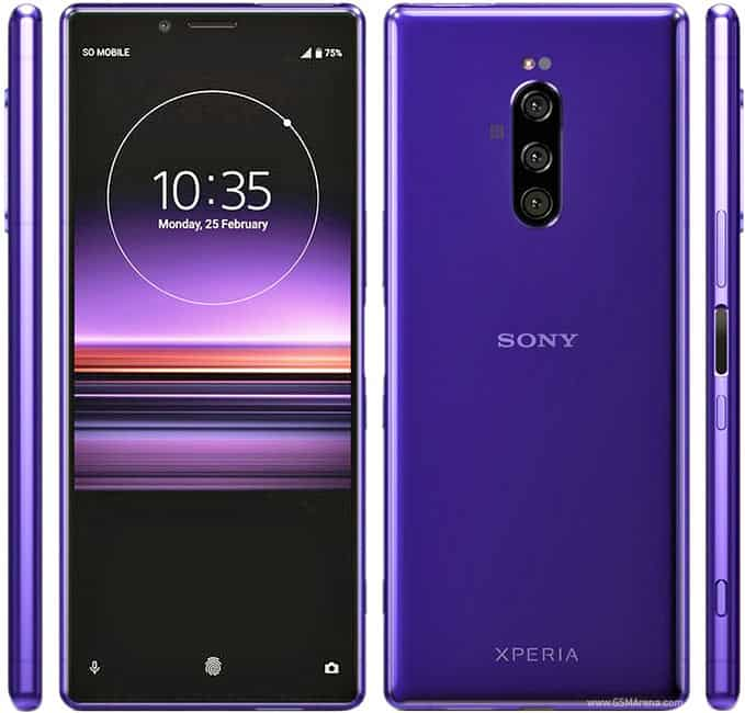 Sony's Xperia 1 Has A Super Tall 4K Display Perfect For Watching Movie