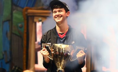 Teen Just Made $3 Million Playing Fortnite