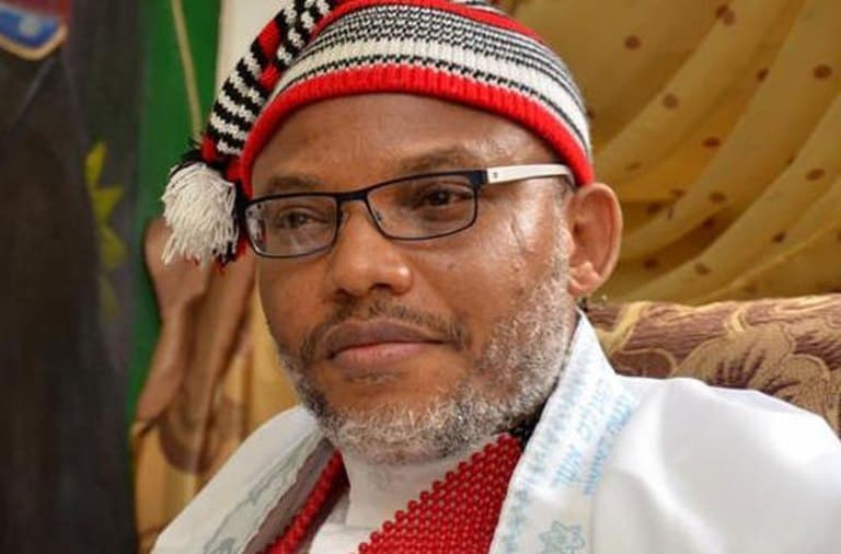 Nnamdi Kanu Reacts To Police Attack On IPOB Members