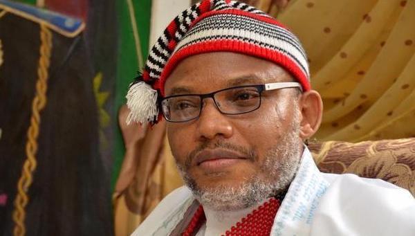 Nnamdi Kanu-Biafra