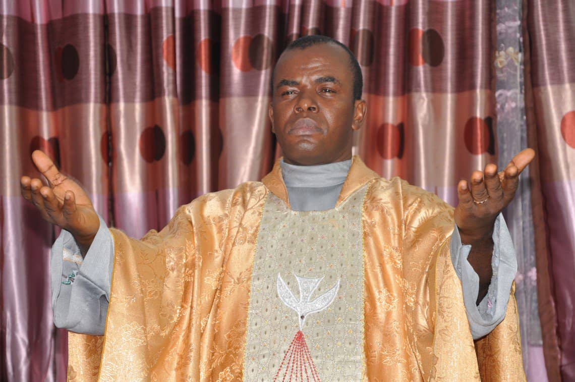 Father Mbaka photo