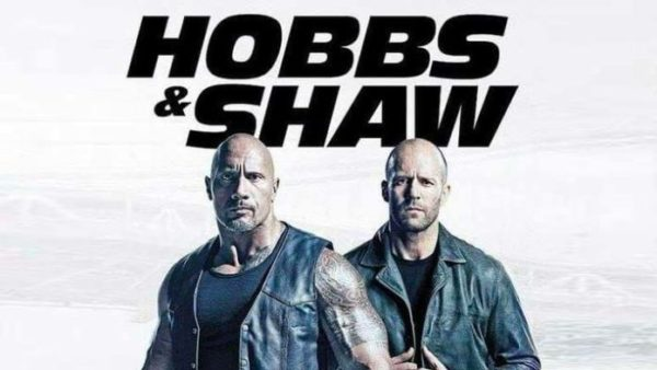 Fast & Furious Presents: Hobbs & Shaw opens to $180 million worldwide