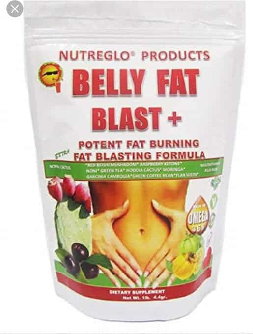 Burn that Belly fat