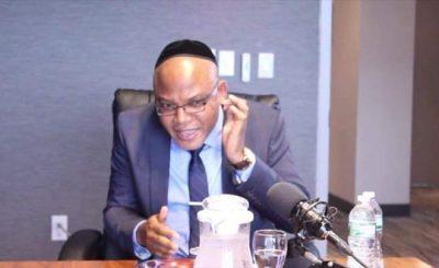 What IPOB Leader, Nnamdi Kanu, Told UN