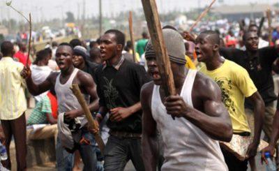 One Shot As Urhobo, Itsekiri Youths Clash