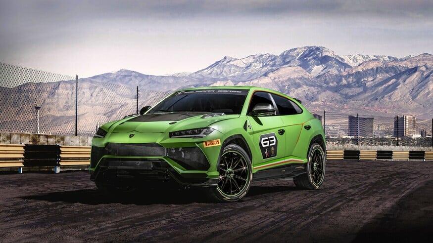Lamborghini Urus ST-X Back In New Images Ahead Of 2020 Racing Debut