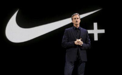 Nike Selected A Tech Executive As CEO