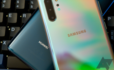 Samsung And Huawei Come Out On Top As Global Smartphone Market Grows For First Time In Two Years