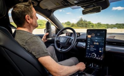 Ford's Mustang Mach-E Hands-Free