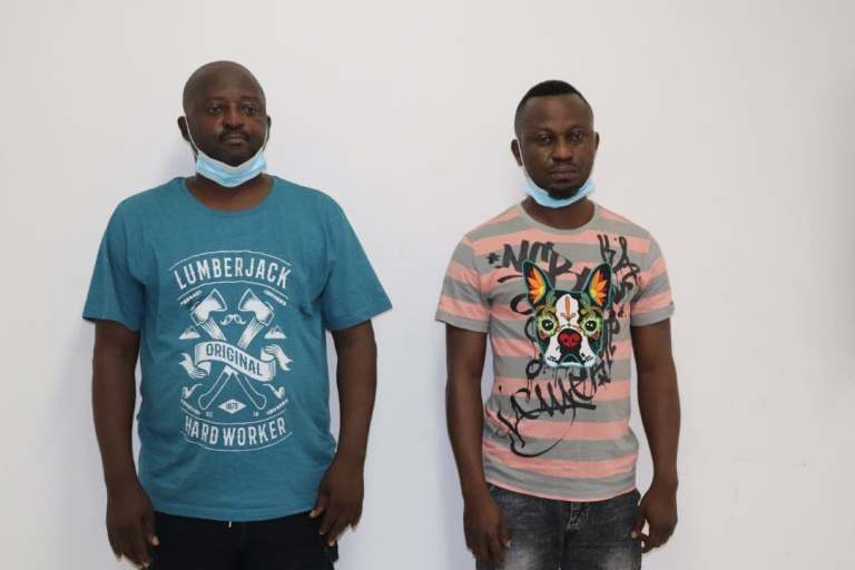 Covid-19 Scam:Nigerian INTERPOL Nabs 2 For Defrauding German Company Of €14.7 Million