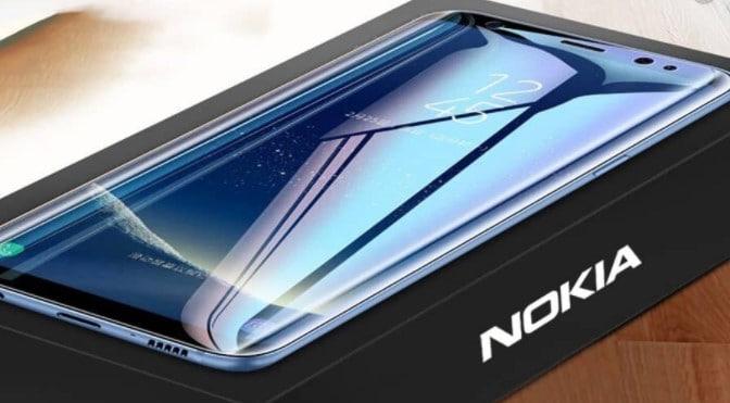 Nokia Infinity Max Xtreme 2020: MASSIVE 7500mAh battery, 48MP cameras!