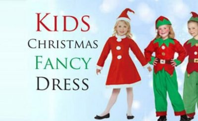 Fancy Christmas Outfits For Kids