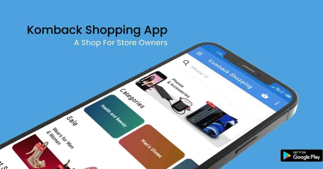 Komback Mobile App Update